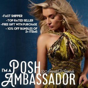 🎉 I'm a Posh Ambassador! 🎉